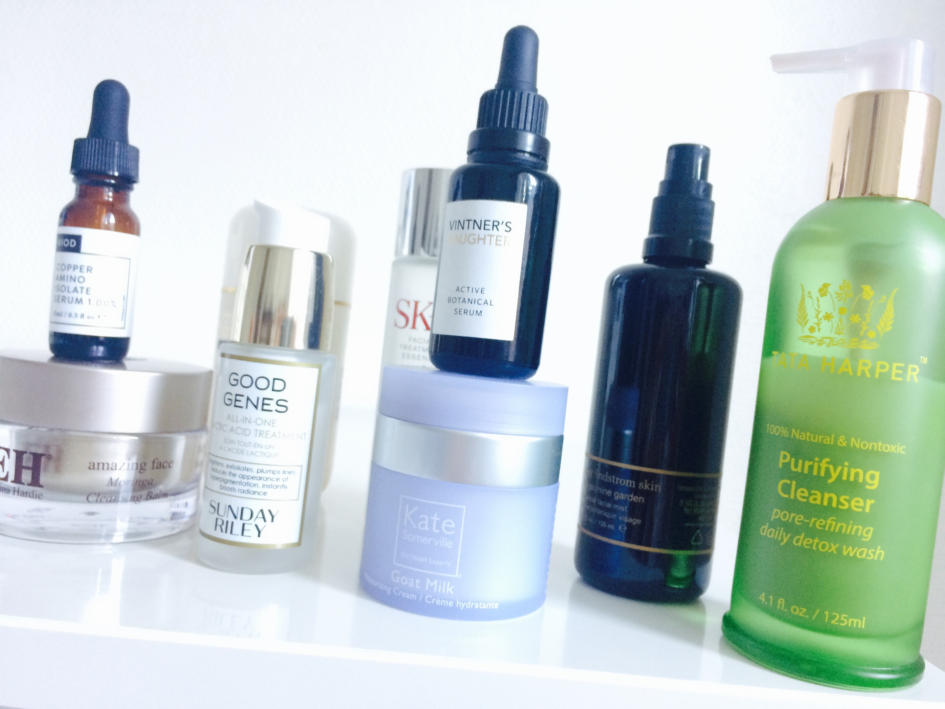 The Face Of A Blogger 9 Cult Skincare Products Life In Cold Climate